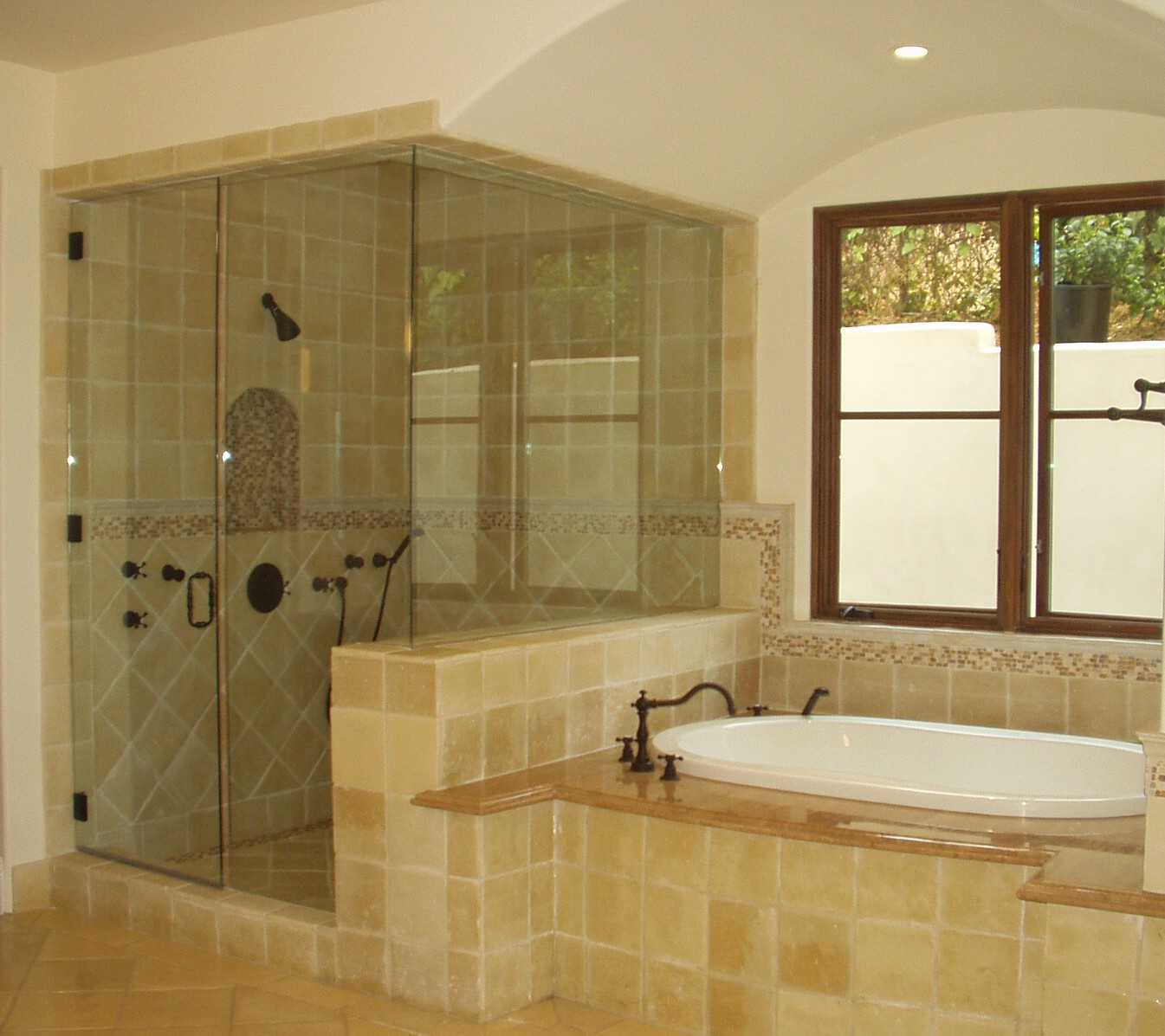 Glass & Shower Doors