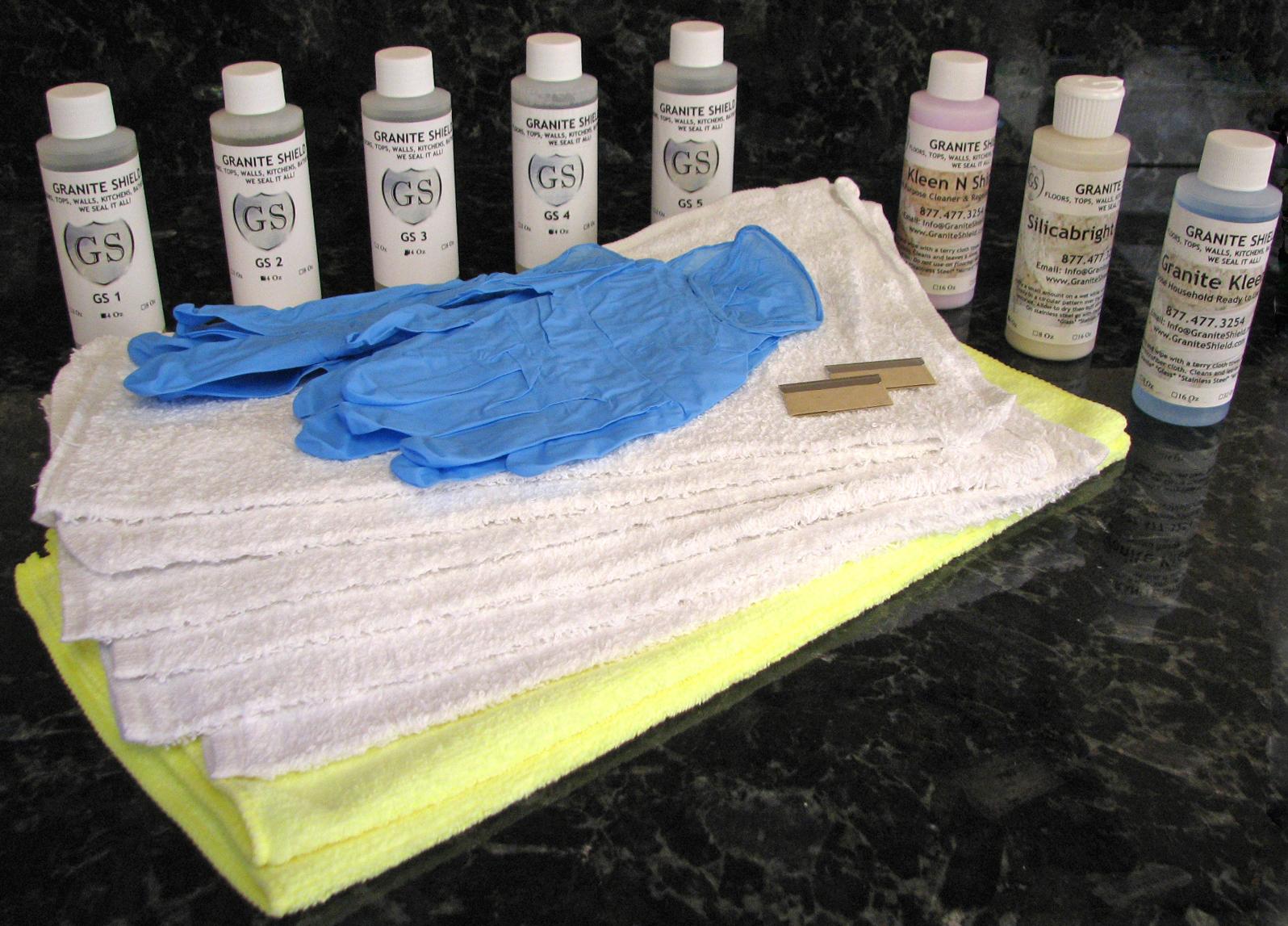 Granite Shield Lifetime Granite Sealer Diy Kit Google